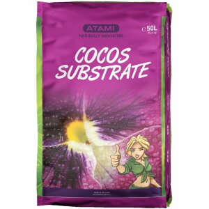 Atami Cocos Substrate 50 L