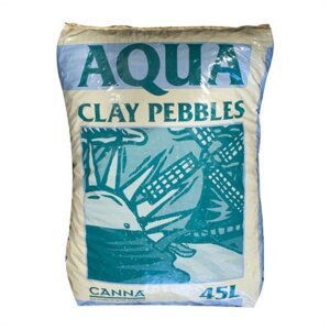 Canna Clay Pebbles Hydrosteine 45 L