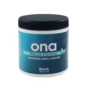Ona Block 170 g Dose Polar Crystal