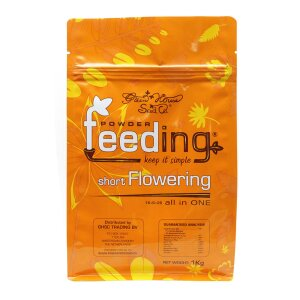 Green House Seed Powder Feeding Short Flowering 1 kg