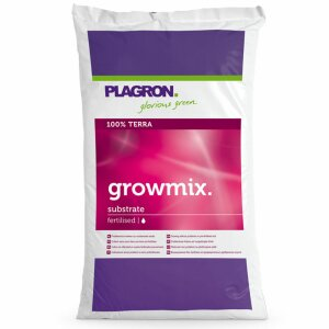 Plagron Grow Mix mit Perlite 50 L