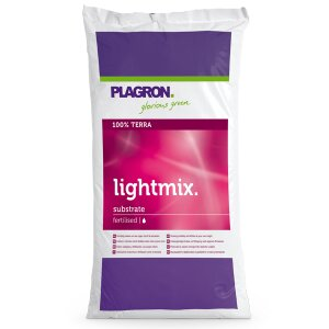 Plagron Light-Mix mit Perlite 50 L