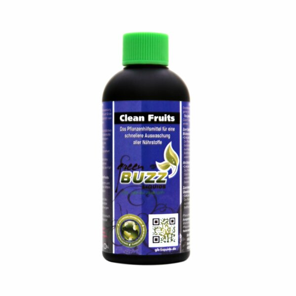 Green Buzz Liquids Clean Fruits 100 ml